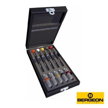 DESTORNILLADOR BERGEON ERGONOMICO JGO. 5 C/EST.