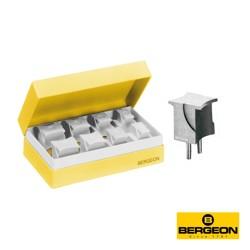 TASES CAJAS CUBREASAS BERGEON 5700 RU JUEGO DE 8