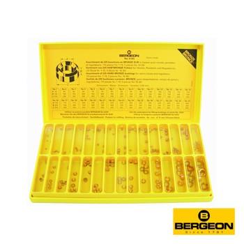 BUCHONS BRONCE BERGEON SURTIDO 225 PZAS. [2-0549-0-0]