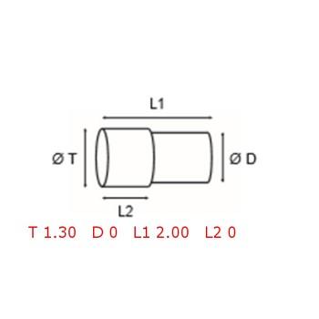 12 TUBOS DE PROTECCION [2-1562-0-25A]