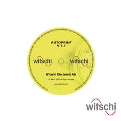 WITSCHI PROGRAMA AUTOPRINT PARA PC [3-0145-0-0]
