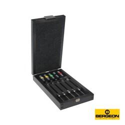 UTIL SACAR PINS C/CLAVIJAS BERGEON JUEGO DE 5 [2-4455-0-0]