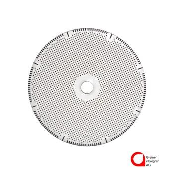 GREINER ACS 900 TAPA DELRIN 80 [3-1109-0-0]