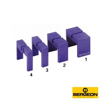 CALZA RECAMBIO UTIL BERGEON 4 MM.