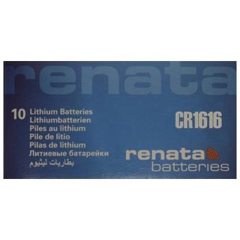 PILA RENATA CR1616 CR/BR1616 [4-C1616-0-0]