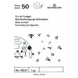 SURTIDO BERGEON TOR. FIJACION [1-10227-BER-0]