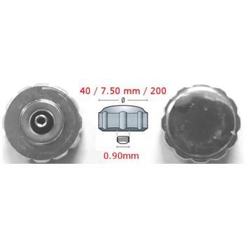 CORONA SUMERGIBLE ACERO 7.50/40/90/200