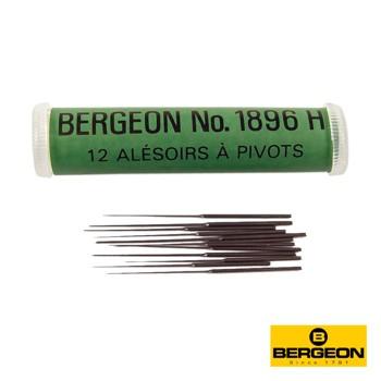 ALISADOR BERGEON 1896-H SURTIDO 12 PZAS.