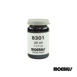 GRASA MOEBIUS 8301/20 REMONTOIR GRAFITO