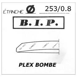 PLEX BOMBÉ FINO