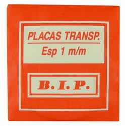 PLACA PLEX REDONDA 1 MM