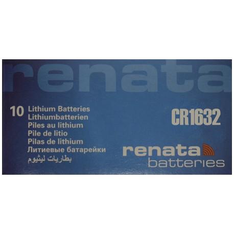 PILA DE LITIO RENATA CR1632