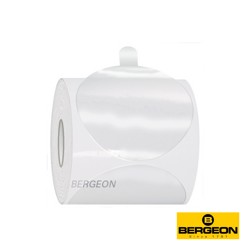 ETIQUETA PVC 40 MM BERGEON ROLLO DE 100