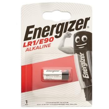 BLISTER DE 1 PILA ENERGIZER LR1 ALCALINA