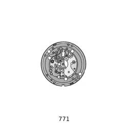 PLATINA BASE ETA 2892 A2