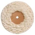 Cepillos circulares y discos de tela